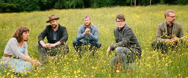 Decemberists Collaborate With Olivia Chaney To Become Offa Rex And Announce new Album The Queen Of Hearts For July 2017 Release