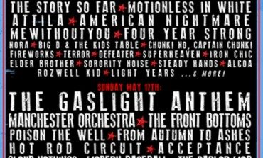 Skate and Surf 2015 Lineup Announced Featuring Gaslight Anthem, Dropkick Murphys, and Poison The Well