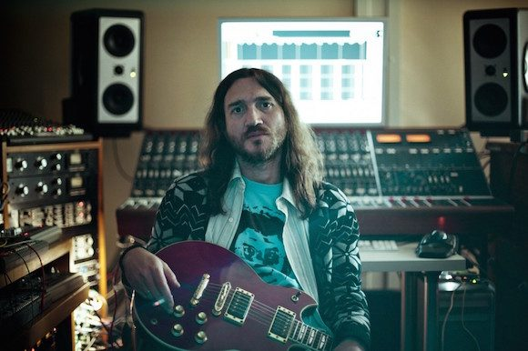Red Hot Chili Peppers' John Frusciante Releases New Album She Smiles Because She Presses the Button Under New Electronic Project Trickfinger