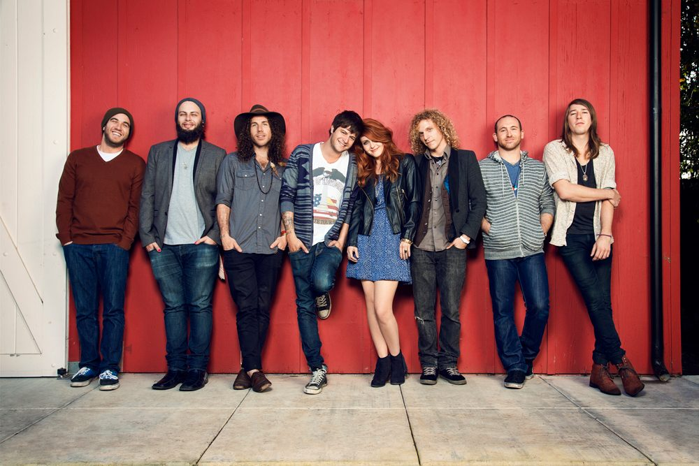The Mowgli's Announce Fall 2015 Co-Headlining Tour Dates With Lights