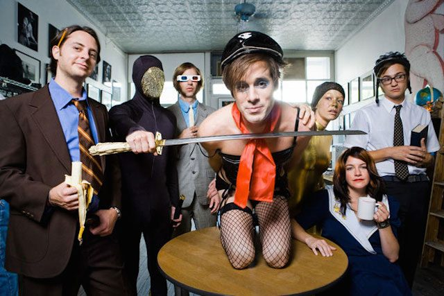 Of Montreal @ The Mohawk 4/3