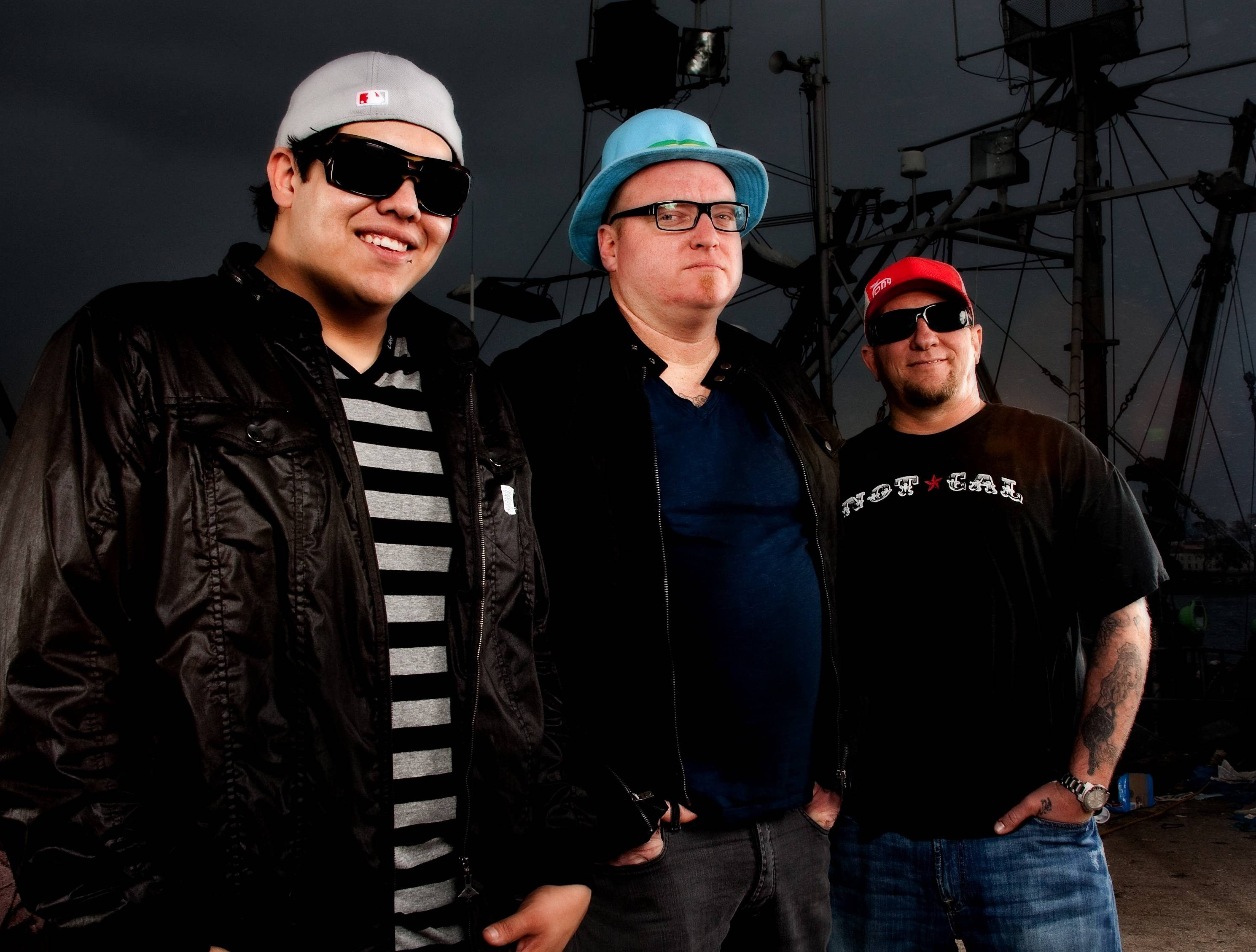 One Love Cali Reggae Fest: Dirty Heads, Iration, Sublime with Rome, & more @ Queen Mary Events Park 2/8 - 2/10