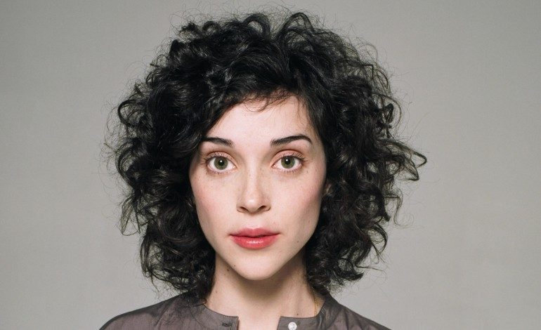 "LISTEN: St. Vincent Releases New Song ""Teenage Talk"""
