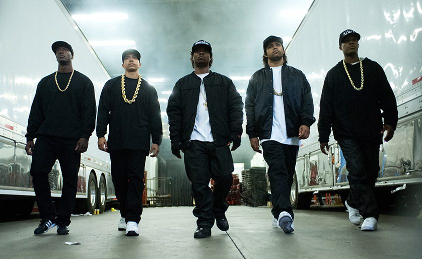 WATCH: NWA Releases Trailer For Straight Outta Compton Documentary