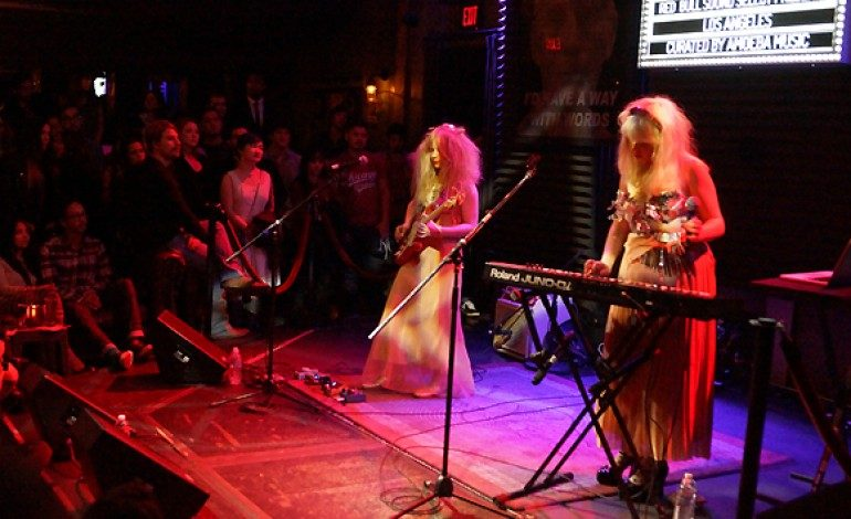 Red Bull Sound Select – Puro Instinct at The Sayers Club