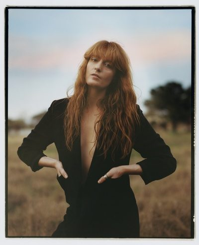 Florence + The Machine Announce New Album How Big How Blue How Beautiful For June 2015 Release