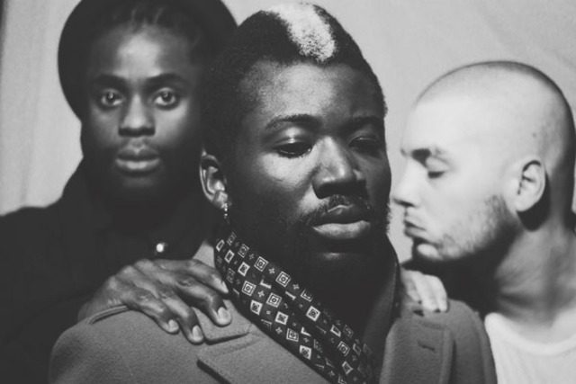 Young Fathers @ Boot & Saddle 4/11