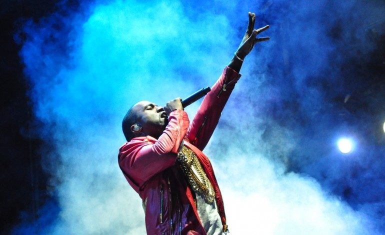 """Kanye West Announces New Album And Releases New Song """"All Day"""""""