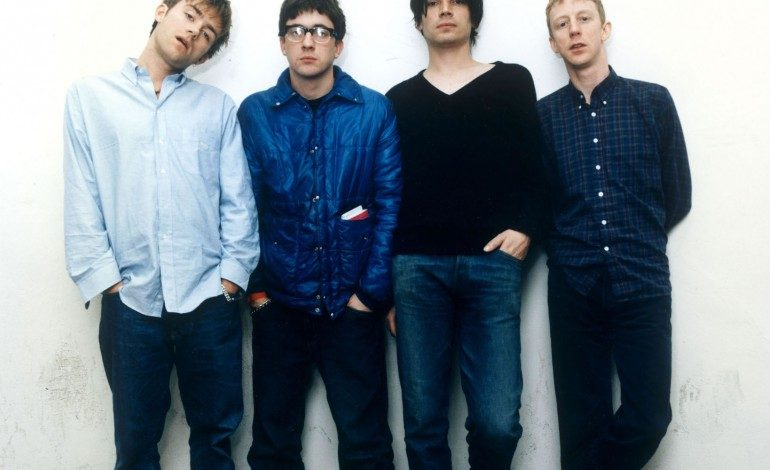Blur Announce Two U.S. Shows This Fall