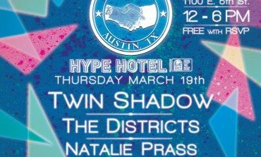 Consequence of Sound's CoSigns SXSW 2015 Hype Hotel Day Party Announced