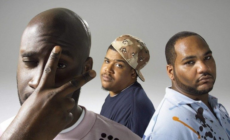"""LISTEN: De La Soul Releases New Song """"Action"""" For Angry Birds"""