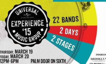 Universal Music Group SXSW 2015 Experience Announced