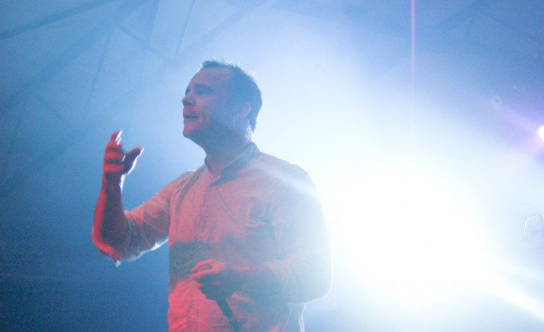 """Future Islands Releases Stripped-Down Cover of Tina Turner Classic """"We Don't Need Another Hero"""""""