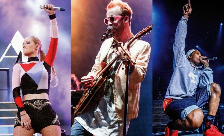 Iggy Azalea, A$AP Rocky and Hot Chip to Perform at Samsung's SXSW 2015 Parties