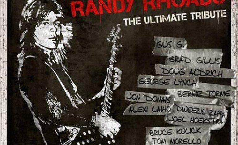 Various Artists – Immortal Randy Rhoads – The Ultimate Tribute