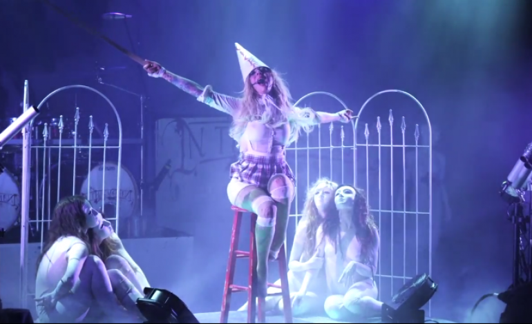 In This Moment's Blood At The Orpheum Now Available To Stream On Qello