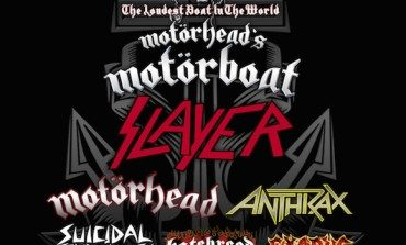 Motorhead's Motorboat Cruise Lineup Announced Featuring Anthrax, Slayer And Suicidal Tendencies