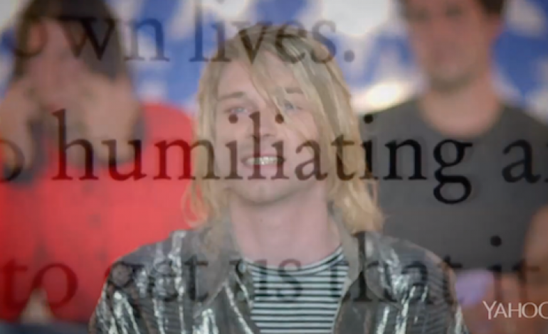 Trailer Released For Kurt Cobain Documentary Montage Of Heck