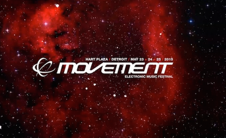 Movement Detroit 2015 Lineup Announced Featuring Hudson Mohawke, Squarepusher And Method Man