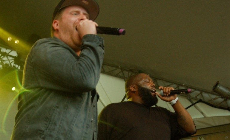 Run the Jewels are Working with Rick Rubin on RTJ4
