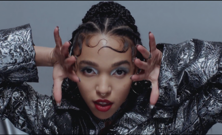 """WATCH: FKA Twigs Releases New Video For """"Glass & Patron"""""""