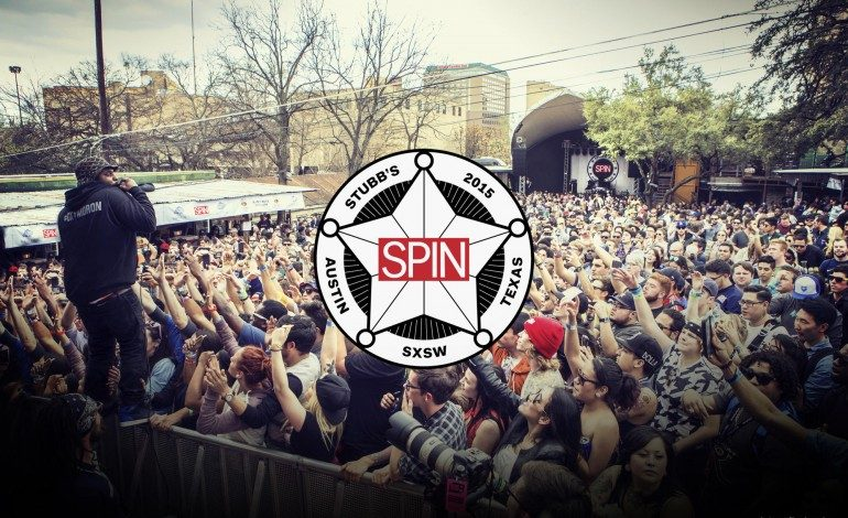Spin SXSW 2015 Day Party Announced