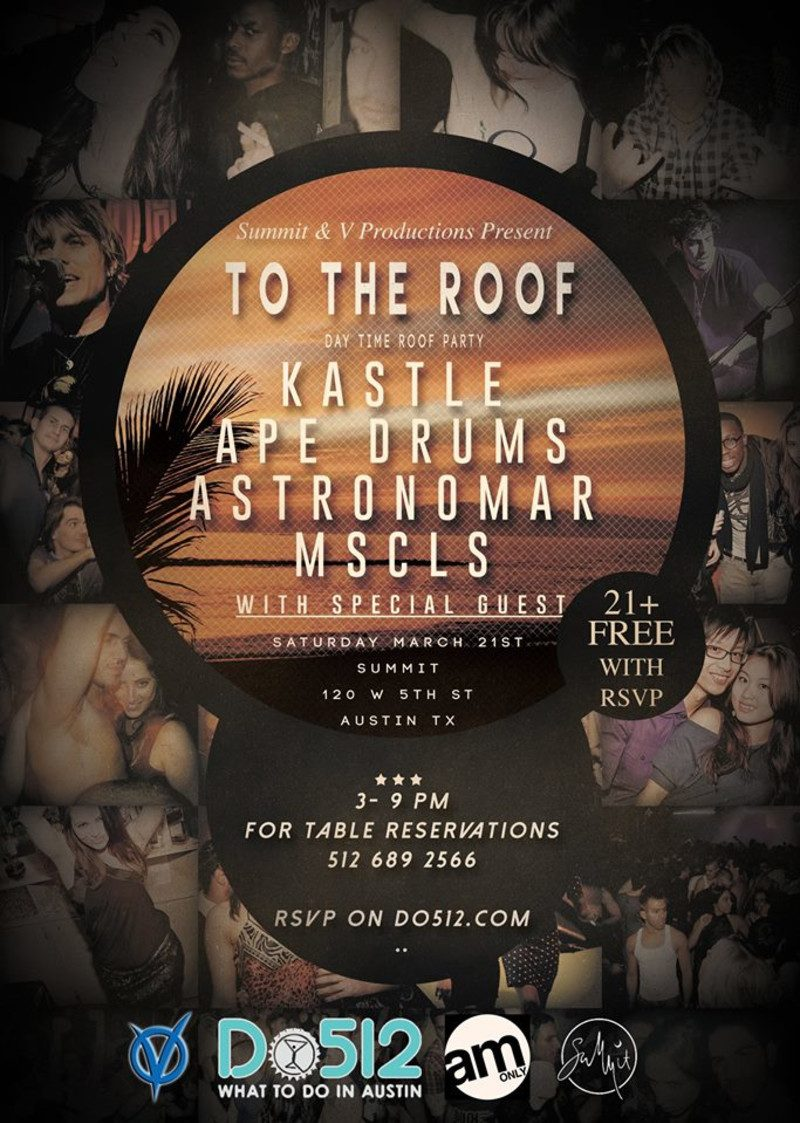 To The Roof SXSW 2015
