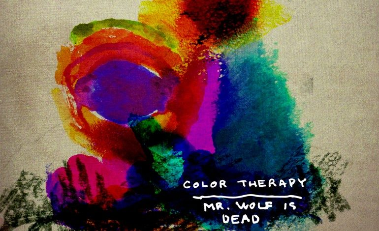 Color Therapy – Mr. Wolf Is Dead