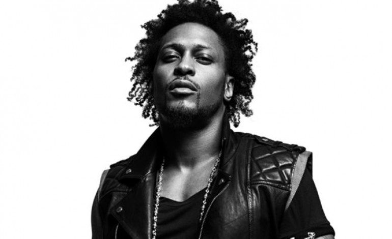 D'Angelo Announces Summer 2015 Tour Dates