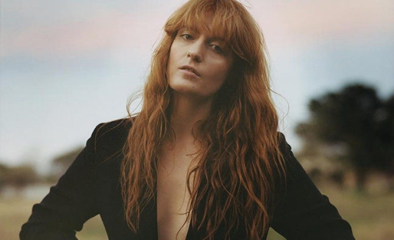 "WATCH: Florence + The Machine Perform Two New Songs ""Third Eye"" And ""St. Jude"""