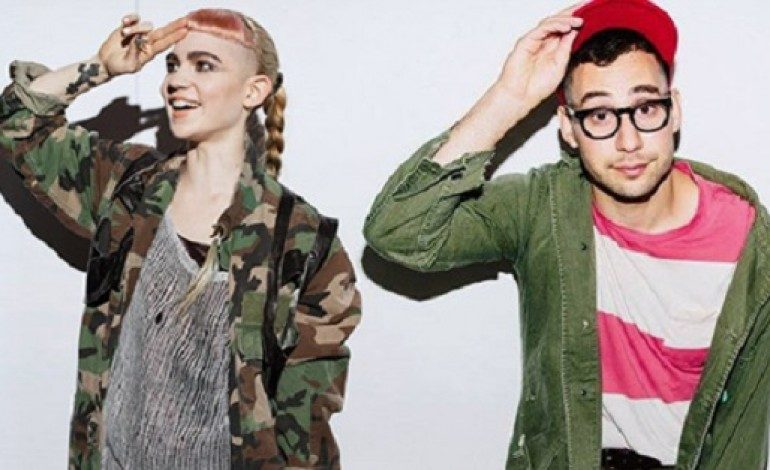 """LISTEN: Grimes And Bleachers Release New Song """"Entropy"""""""