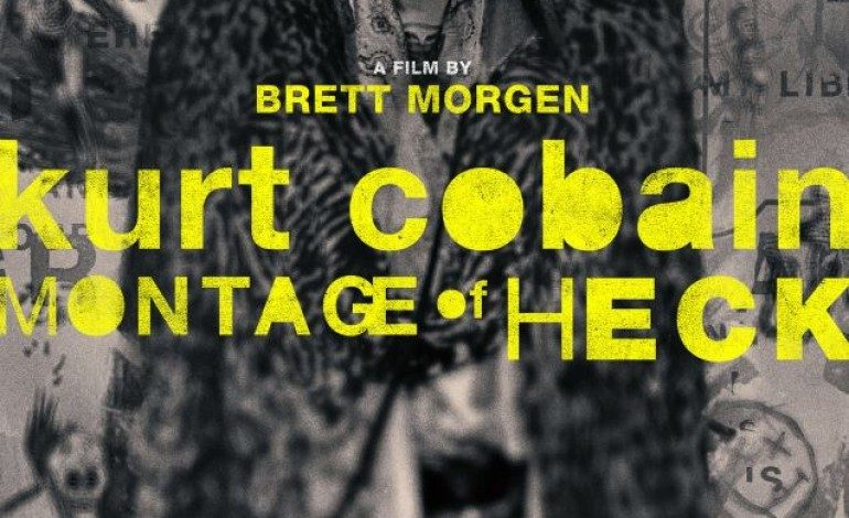 Kurt Cobain Documentary Montage Of Heck Will Be Shown In Theaters