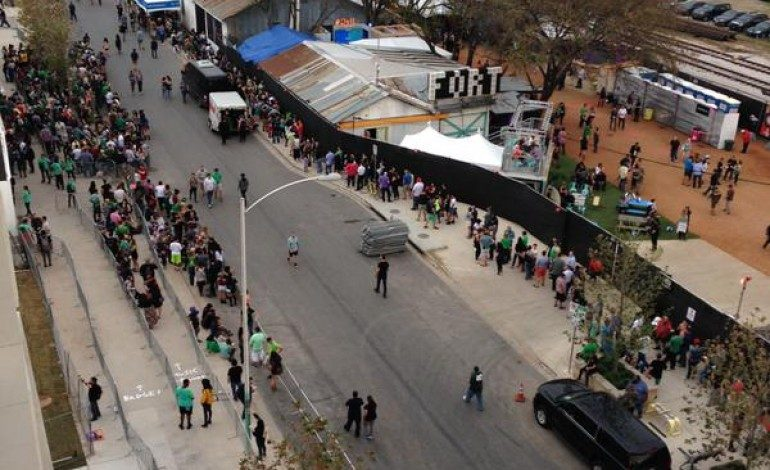 Most Ridiculous Lines at SXSW 2015