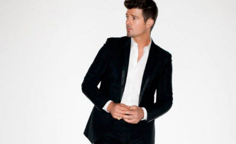 """Marvin Gaye's Estate Orders Robin Thicke And Pharrell To Halt All Sales Of """"Blurred Lines"""" Over Royalties Dispute"""
