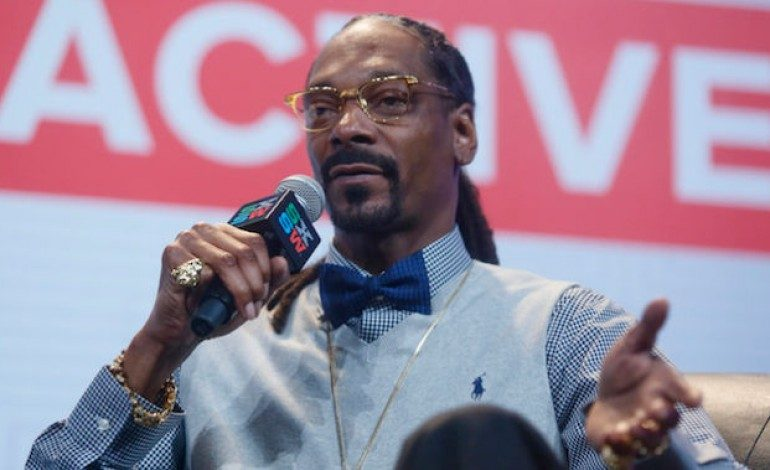 Snoop Dogg Announces He Is Working On An HBO Series