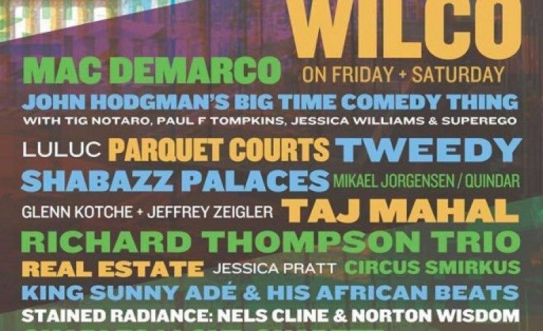Wilco Announces Solid Sound Festival 2015 Lineup Featuring Tweedy, Real Estate And Shabazz Palaces