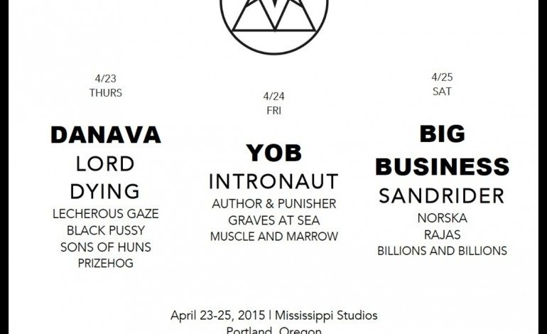 Stumpfest 2015 Lineup Announced Featuring Big Business, Yob And Danava