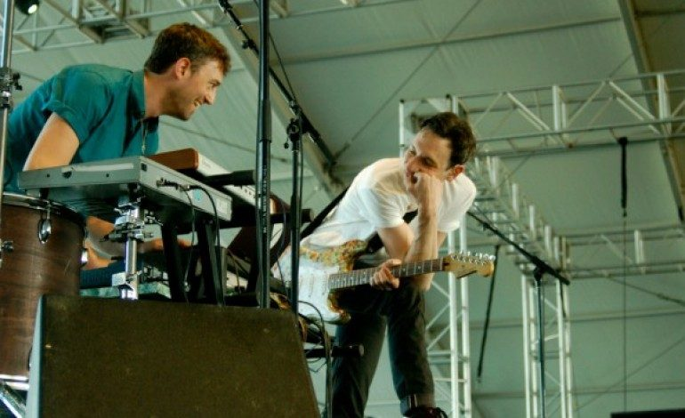 Tanlines Announce New Album Highlights For May 2015 Release