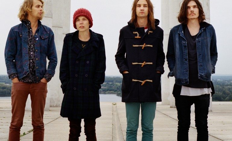 """LISTEN: Tame Impala Release New Song """"Cause I'm A Man"""""""