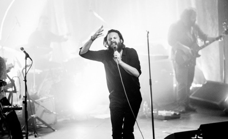 Father John Misty Gets Introspective On-Stage Lecture Before Cutting His XPoNential Fest Set Short
