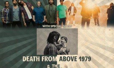 Incubus Announce Co-Headlining Tour With Deftones And Special Guests Death From Above 1979