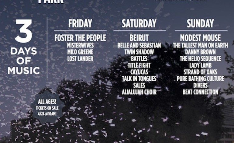 MusicfestNW 2015 Lineup Announced Featuring Belle & Sebastian, Modest Mouse And Twin Shadow