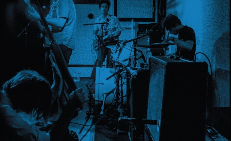 Parquet Courts – Live at Third Man Records