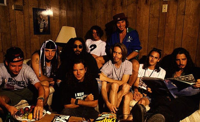 A&M Records Files Lawsuit Over Ownership Of Temple Of The Dog's Master Tapes