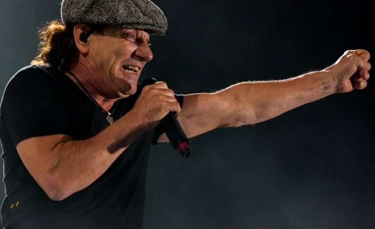 AC/DC To Reportedly Announce World Tour With Former Lead Singer Brian Johnson Next Week
