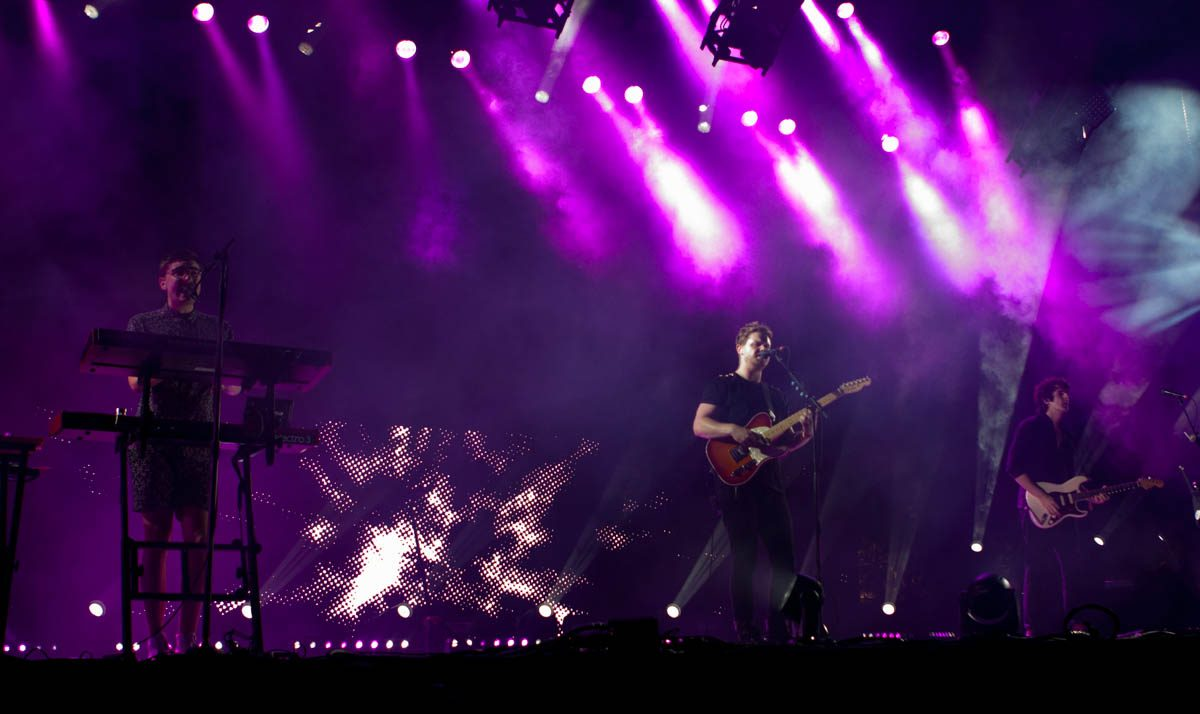 Alt-J were the clear winners on Day Two of Coachella.