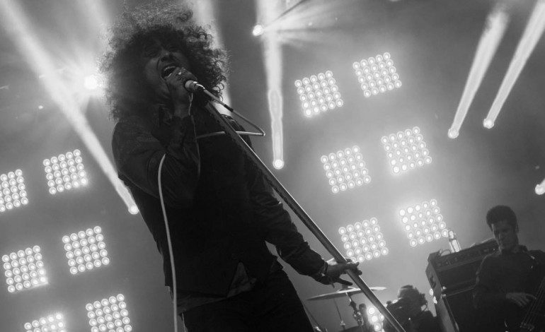 Cedric Bixler-Zavala Claims Scientologists Poisoned and Killed Another One of His Dogs
