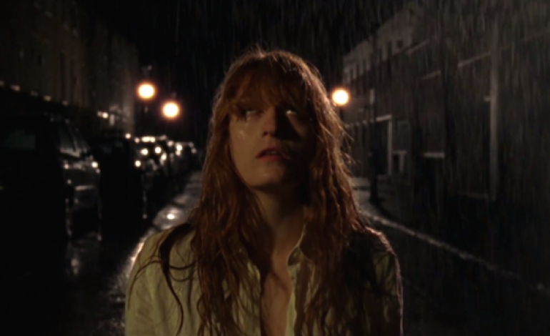 """WATCH: Florence + The Machine Release New Video For """"Ship To Wreck"""""""