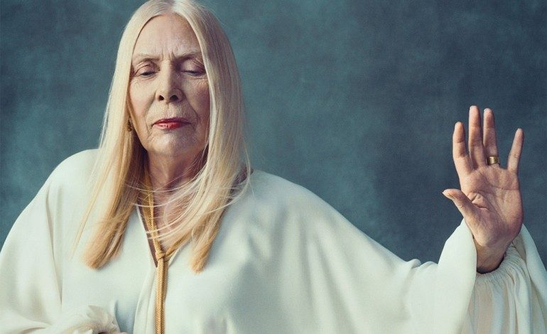 Joni Mitchell Found Unconscious And Taken To The Hospital