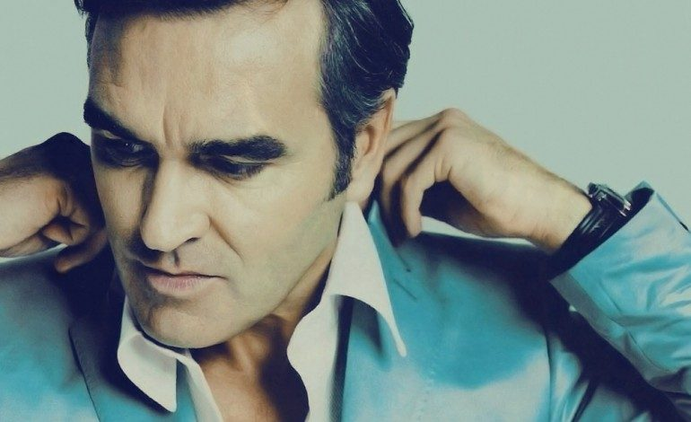 Morrissey Announces Summer 2015 Tour Dates With Blondie And Amanda Palmer